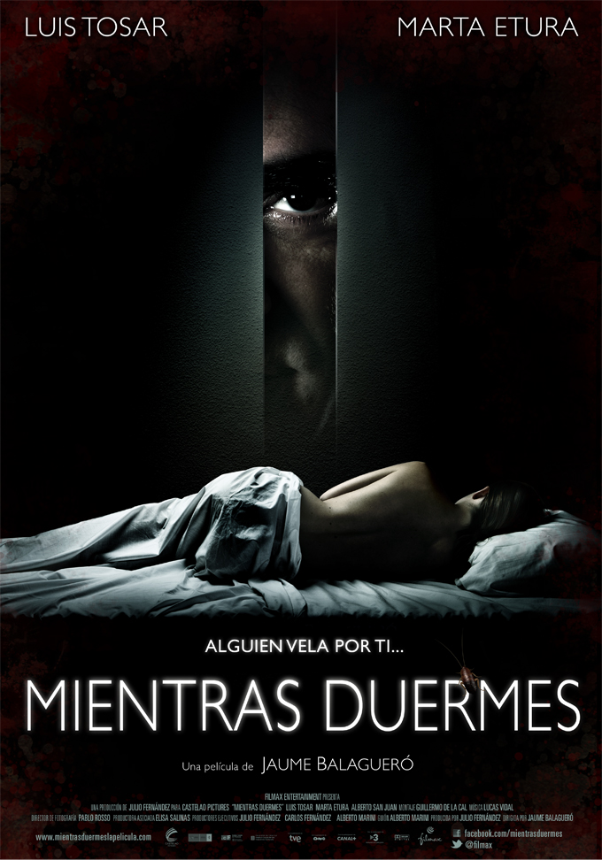 Sleep Tight Spanish poster