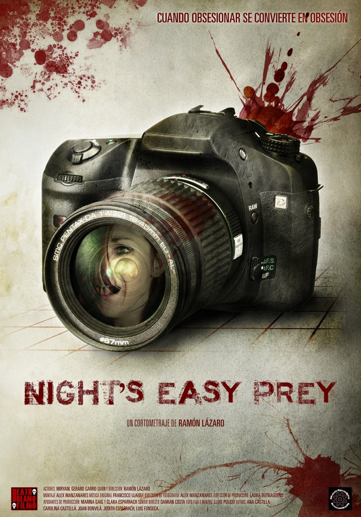 NightEasyPrey_Poster