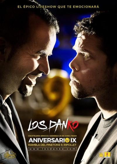 LosDanko 9Aniversario
